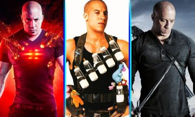 Vin Diesel escribe The Last Witch Hunter 2