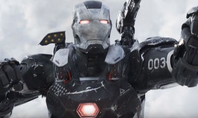 War Machine podría introducir a Ironheart