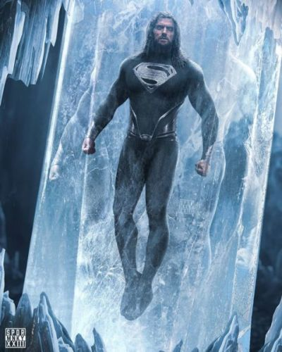 So how will convict Henry Cavill? Launch the new image of Superman's black in the DCEU 96712966_818855198606484_1859965770492053378_n-400x500