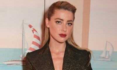 Amber Heard entró en la lista negra de Hollywood