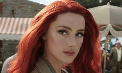 Warner habría despedido a Amber Heard de 'Aquaman 2'