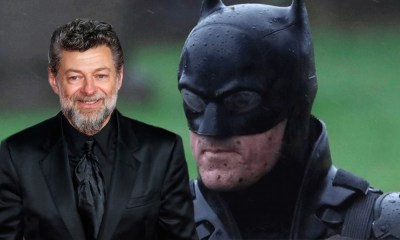 Andy Serkis habla sobre 'The Batman'