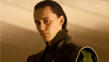Arte conceptual de Loki en 'Thor'