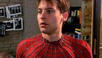 Audición de Tobey Maguire para Spider-Man
