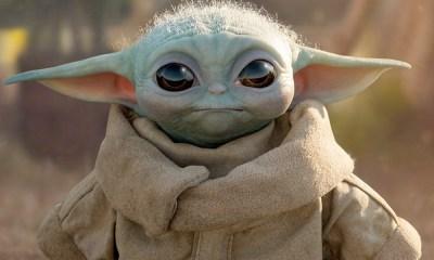 Primera imagen de Baby Yoda en The Mandalorian 2