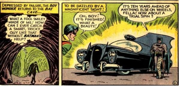 ¿Lo tendrá en 'The Batman'? Así fue como el Batimóvil usó por primera vez cohetes de propulsión batimovil-uso-por-primera-vez-cohetes-de-propulsion-2-600x290