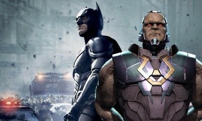 Batman logró derrotar a Darkseid