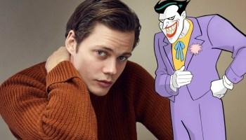 Bill Skarsgard como Joker en 'The Batman'