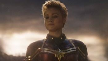 Poder oculto de Captain Marvel