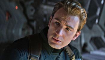 Chris Evans habló sobre Captain America