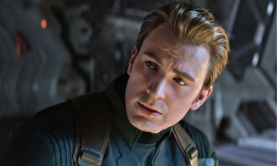 Chris Evans habló sobre Captain America