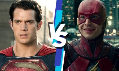 Flash es más rápido que Superman