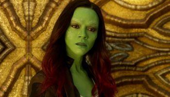 Gamora después de Endgame