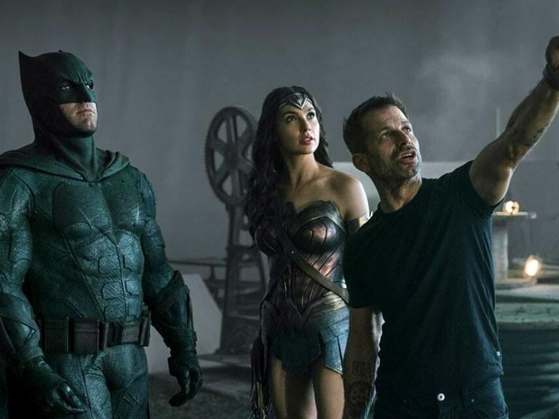 'Justice League' usó una cuarta parte del Snyder Cut