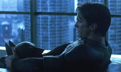 mansión Wayne no aparece en The Dark Knight