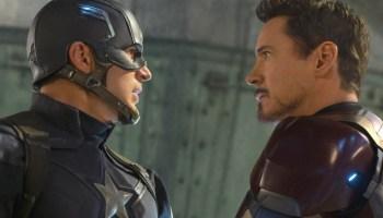 Civil War reveló un spoiler de Infinity War