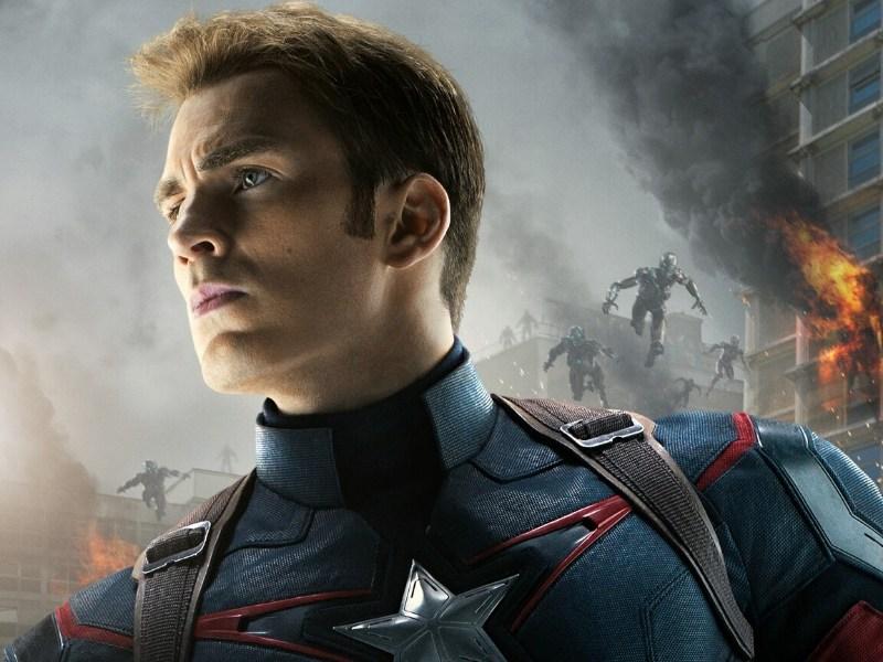 Age of Ultron hizo una referencia a Captain America de 1979