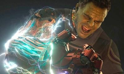 Hulk tendrá un brazo robótico