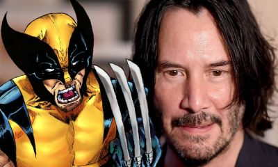 Keanu Reeves como Wolverine en el MCU