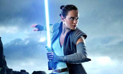 lightsaber de Dark Rey era similar al de Darth Vader