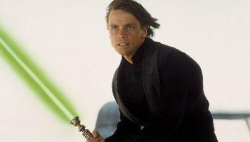 Mark Hamill habló de Return of the Jedi