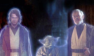 origen de los fantasmas de la fuerza