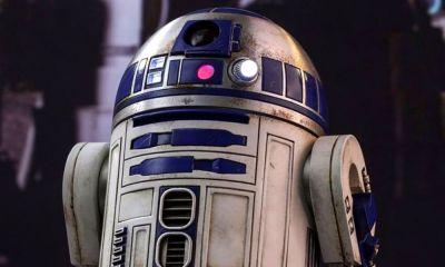 R2-D2 nunca reveló la identidad de Darth Vader