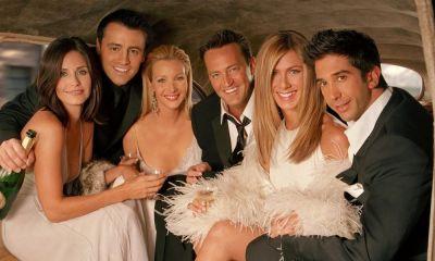 reunión de 'Friends' ya tiene fecha de grabación
