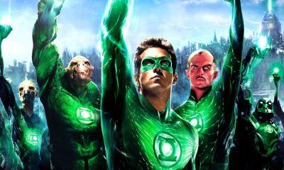 serie presentará a dos Green Lantern