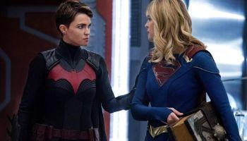 Supergirl podría enfrentar a Batwoman