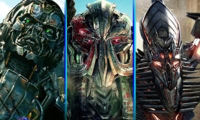 The Fallen sería el villano del reboot de 'Transformers'