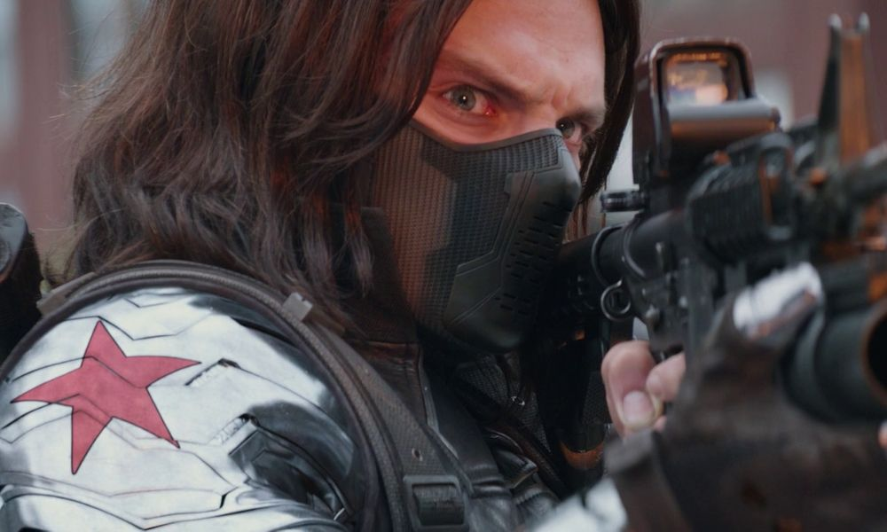 Winter Soldier iba a obtener una armadura