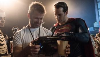 Conviene el regreso de Zack Snyder al DCEU