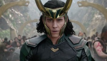 Arte conceptual del traje de Loki