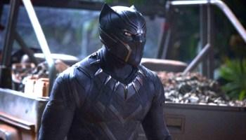 artes conceptuales de Black Panther