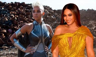 Así se vería Beyonce como Storm en el MCU