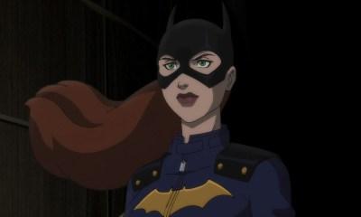 Fan-art de Emma Stone como Batgirl