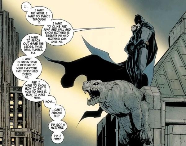 ¿Batman y Catwoman tienen una hija? Así es como DC celebrará el cumpleaños de Selina Kyle batman-catwoman-pregnant-1-600x471