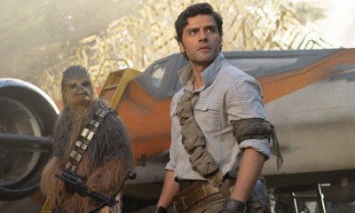 Oscar Isaac no regresará a Star Wars