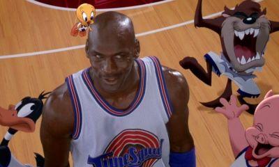 Cameo de Michael Jordan en Space Jam 2