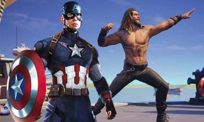 Captain America aparecería en 'Fortnite'