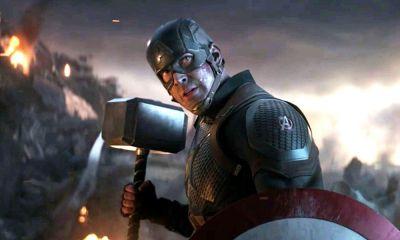 Chris Evans responde a la escena editada de 'Endgame'