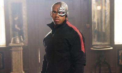 Cyborg de Doom Patrol es mejor que la del DCEU