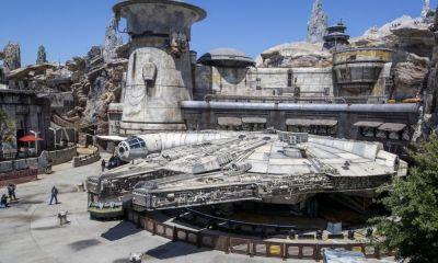 Disney cambió mapa del parque de Star Wars