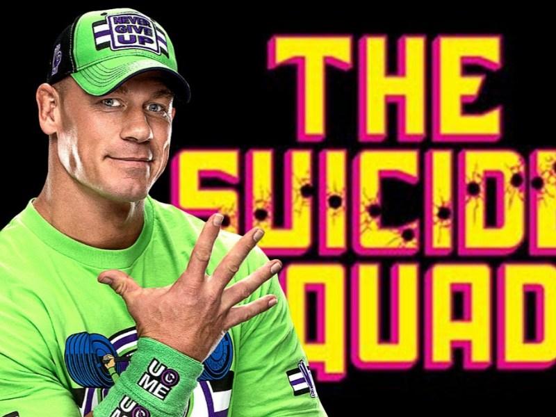 papel de John Cena en The Suicide Squad