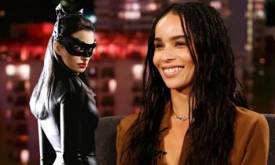 fan art de Catwoman para The Batman