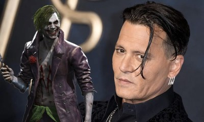 Beneficios de que Johnny Depp sea Joker