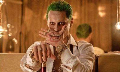 Joker de Jared Leto inspirado en cómics