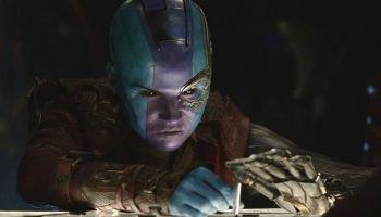 Karen Gillan habló de Nebula después de Endgame