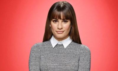 Lea Michele se disculpó por ser agresiva en 'Glee'